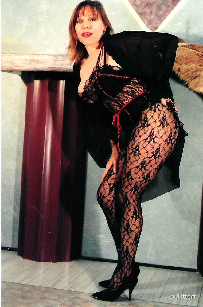 lingerie model2 by bullittart