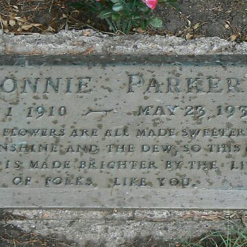 Bonnie Parker by angelawillene