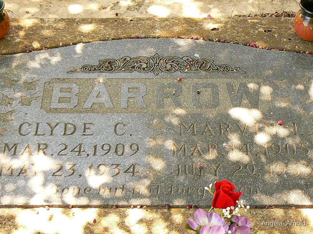 Clyde Barrow by Angela  Arnold