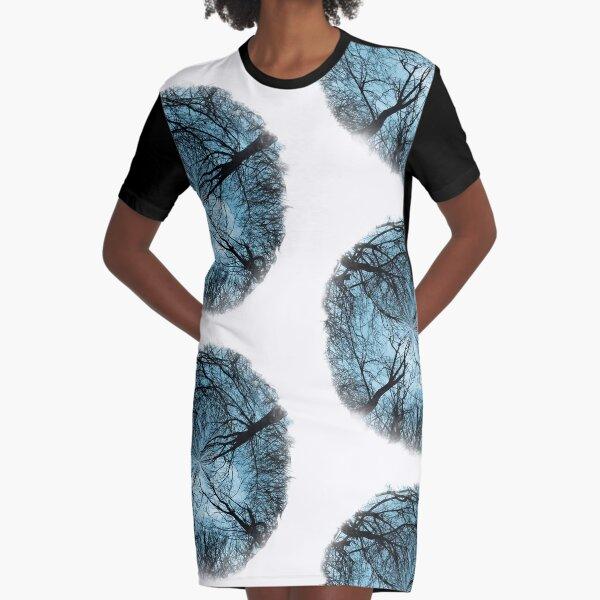 Winter World 13 Graphic T-Shirt Dress