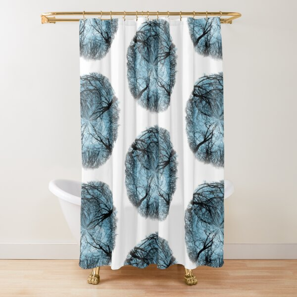 Winter World 13 Shower Curtain