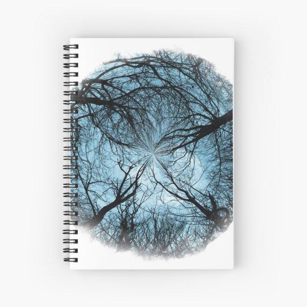 Winter World 13 Spiral Notebook