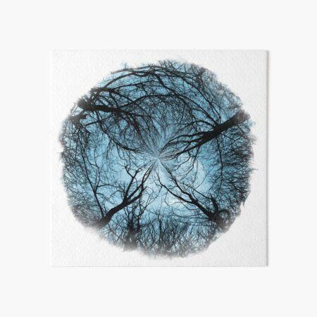 Winter World 13 Art Board Print