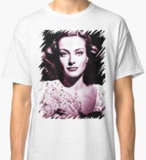 Joan Crawford vintage theme Classic T-Shirt