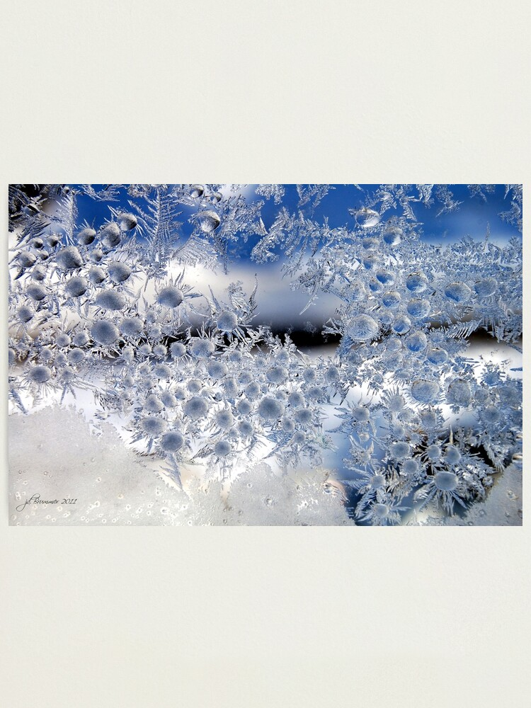 Alternate view of Crystal Blue Persuasion Photographic Print