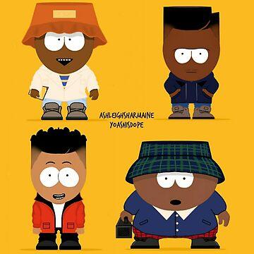 South Park Juice'd by ADopeWorld