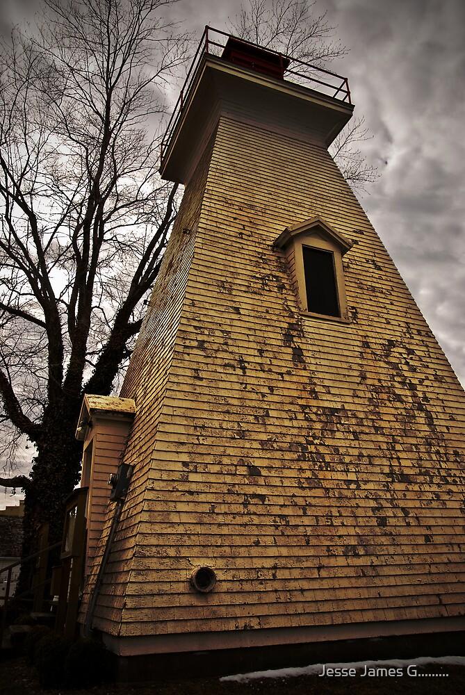 Lighthouse by Jesse James G.........