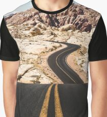 valley of fire state park Graphic T-Shirt
