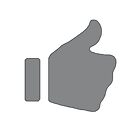 Thumb Zup by RicksPix