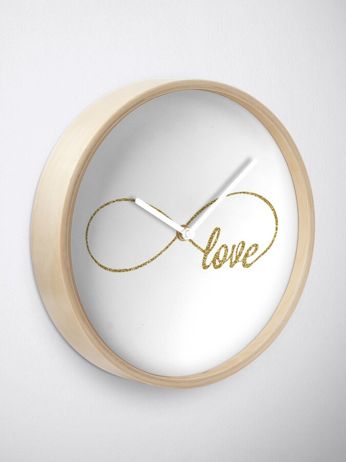 Alternate view of Love Clock