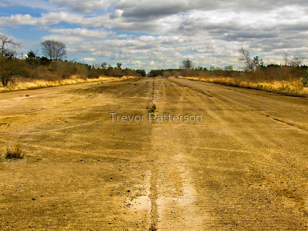 The Runway Time Forgot by Trevor Patterson
