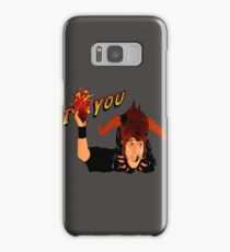 Temple of Love Samsung Galaxy Case/Skin