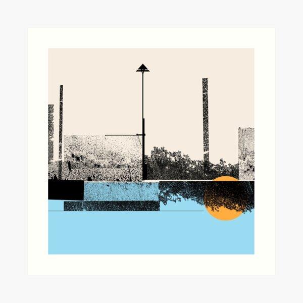 Havn Art Print