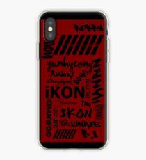iKON iPhone Case