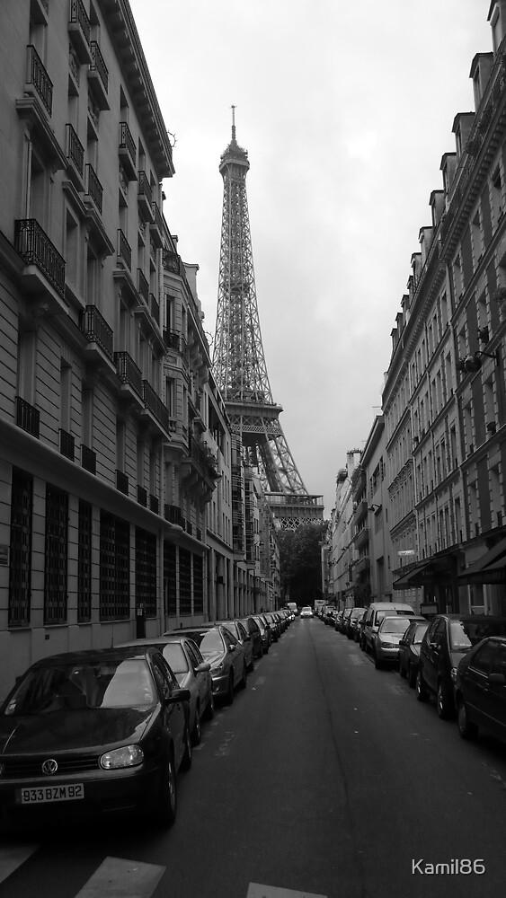 Eiffel by Kamil86