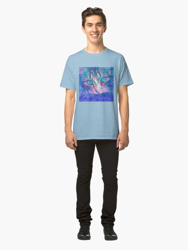 Alternate view of SteelBlue Classic T-Shirt