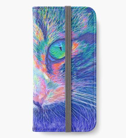 SteelBlue iPhone Wallet