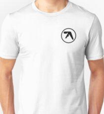 aphex twin logo ( Black ) Unisex T-Shirt