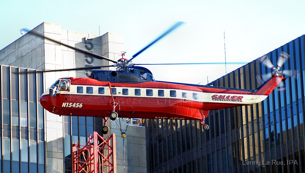 heavy lift passenger helo 1 by Lenny La Rue, IPA