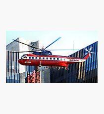 heavy lift passenger helo 1 Photographic Print