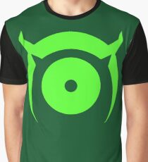 The Green Monster Graphic T-Shirt