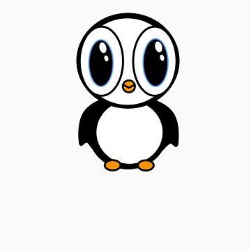 Penguin by johnnyz