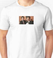 Peter Capaldi + Chris Addison Unisex T-Shirt