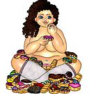Donut Disturb Me by Laura Hutton