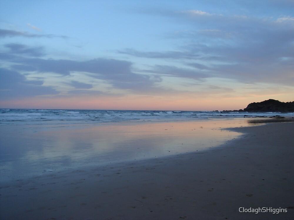 Port Macquarie Sunset I by ClodaghSHiggins