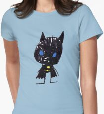 Superhero 1 Womens Fitted T-Shirt