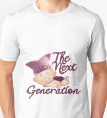 Next Generation Feminist In The Making #1 T-Shirt