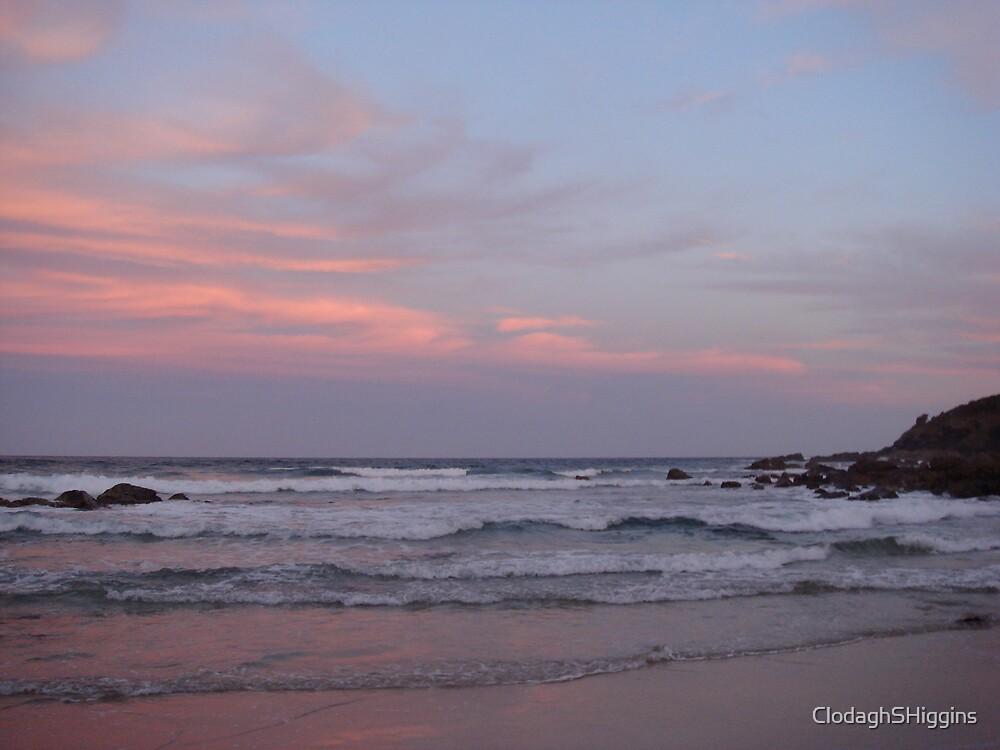 Port Macquarie Sunset IV by ClodaghSHiggins