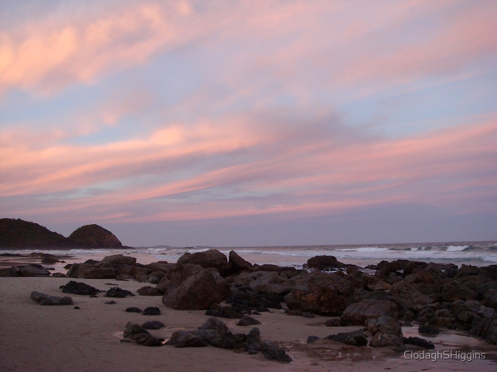 Port Macquarie Sunset V by ClodaghSHiggins