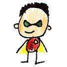 Superhero 2 by SilasRocket