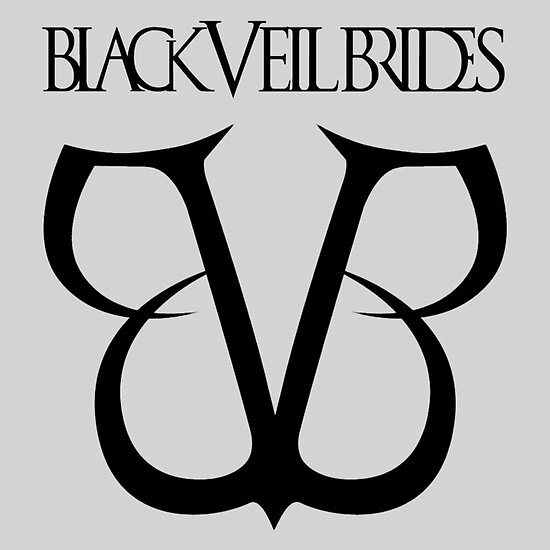Black Veil Brides Logo By Fern C
