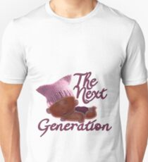 Next Generation Feminist In The Making #3 T-Shirt