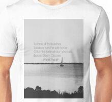 Mark Twain Explore Unisex T-Shirt