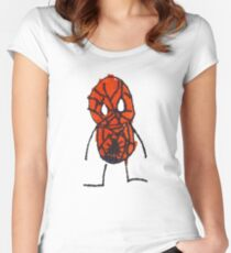 Superhero 3 Women's Fitted Scoop T-Shirt