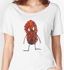Superhero 3 Women's Relaxed Fit T-Shirt