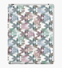 Brush strokes iPad Case/Skin