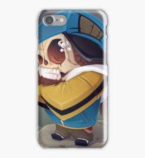 Rasta Bone Dude v2 iPhone Case/Skin