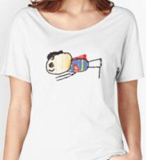 Superhero 4 Women's Relaxed Fit T-Shirt