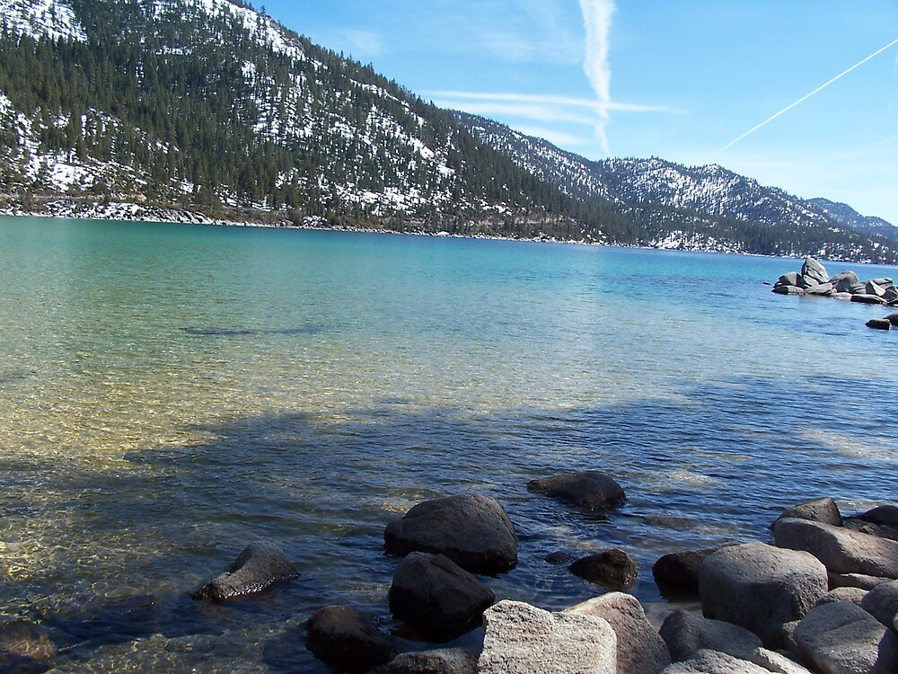 Lake Tahoe by heathernicole00
