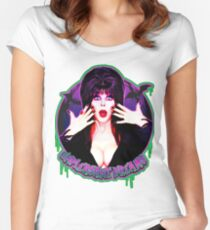 Mistress of the dark Women's Fitted Scoop T-Shirt