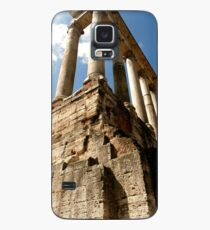 Temple of Saturn Case/Skin for Samsung Galaxy
