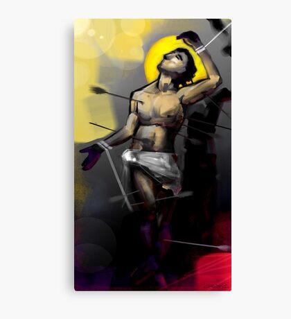 Saint Sebastian Martyrdom I Canvas Print