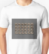 Muybridge - Locomotion Theory 1 - Horse and Cart - Grey T-Shirt