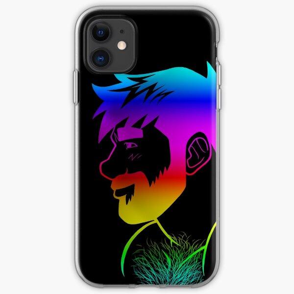 ADAM LIKES RAINBOWS - GAY PRIDE iPhone Soft Case