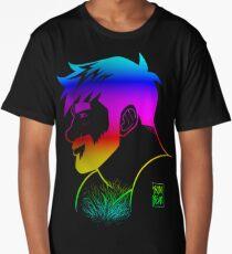 ADAM LIKES RAINBOWS - GAY PRIDE Long T-Shirt