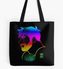 ADAM LIKES RAINBOWS - GAY PRIDE Tote Bag